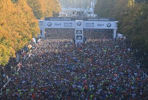 40. BMW Berlin Marathon